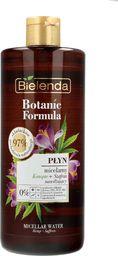 Bielenda Bielenda Botanic Formula Olej z Konopi+Szafran Nawilżający Płyn micelarny do twarzy  500ml