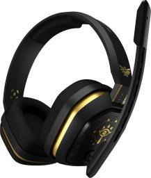 Słuchawki Astro A10 Headset The Legend of Zelda: Breath of the Wild Czarno-złoty (939-001708)