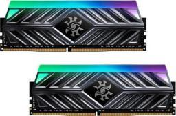 Pamięć ADATA XPG SPECTRIX D41, DDR4, 16 GB,3200MHz, CL16 (MEAD-121)