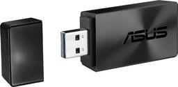 Karta sieciowa Asus USB-AC54_B1 (90IG0410-BM0G10)
