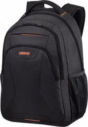 """Plecak American Tourister At Work 17.3"""" czarno-pomarańczowy (33G-39-003)"""