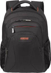 """Plecak American Tourister Work14.1"""" czarno-pomarańczowy (33G-39-001)"""