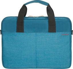 Etui Samsonite Pokrowiec na laptopa SIDEWAYS 2.0 14 niebieski-CT3-21-002