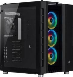 Obudowa Corsair Crystal 680X RGB czarna (CC-9011168-WW)