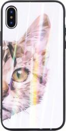 Beline Etui Glass Cat iPhone 6/6S