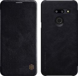Nillkin Etui Nillkin QIN LG G8 - Black uniwersalny