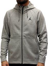 Jordan Bluza męska Wings Fleece szara r. XL (860196 063) ID produktu: 6065362