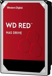 Dysk Western Digital Red, 3.5'', 4TB, SATA/600, 64MB cache (WD40EFRX)