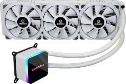 Chłodzenie wodne Enermax LiqTech II RGB 360 biały