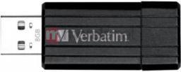 Pendrive Verbatim Store 'n' Go PinStripe 8GB (49062)
