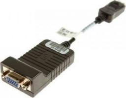 Kabel HP DisplayPort D-Sub (VGA), 0.2, Czarny