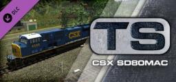 Train Simulator - CSX SD80MAC Loco Add-On (DLC)