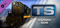 Train Simulator - D&RGW SD9 Loco Add-On (DLC)