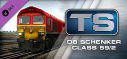 Train Simulator - DB Schenker Class 592 Loco Add-On (DLC)