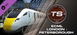 Train Simulator - East Coast Main Line London-Peterborough Route Add-On (DLC)
