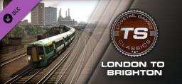 Train Simulator - London to Brighton Route Add-On (DLC)