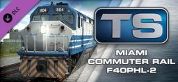 Train Simulator - Miami Commuter Rail F40PHL-2 Loco Add-On (DLC)