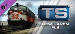 Train Simulator - New Haven FL9 Loco Add-On (DLC)