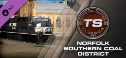 Train Simulator - Norfolk Southern Coal District Route Add-On (DLC)