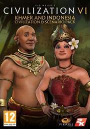 Sid Meier's Civilization® VI - Khmer and Indonesia Civilization & Scenario Pack DLC