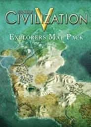 Sid Meier's Civilization V - Explorers Map Pack (DLC)