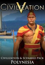 Sid Meier's Civilization V - Double Scenario Pack: Polynesia (DLC)