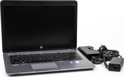 Laptop HP Elitebook 840 G2 + stacja dokująca Klasa A