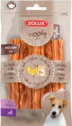 Zolux Przysmak MOOKY Premium Tiglies drób ryż M x 3 szt.