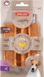 Zolux Przysmak MOOKY Premium Jerkies drób M x 4 szt.