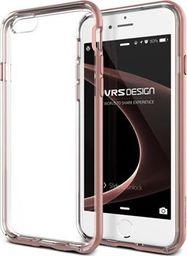 VRS Design VRS DESIGN New Crystal Bumper Etui iPhone 6 Plus/6S Plus złoty róż uniwersalny