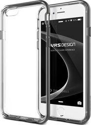 VRS Design VRS DESIGN New Crystal Bumper Etui iPhone 6 Plus/6S Plus szare uniwersalny