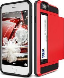 VRS Design VRS DESIGN Damda Slide Etui iPhone 6 Plus/6S Plus czerwone uniwersalny