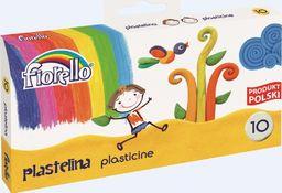 Fiorello Plastelina 10 kolorów FIORELLO