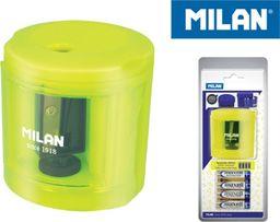Milan Temperówka elektryczna żółta MILAN