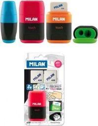 Milan Temperówko-gumka Compact mix +2 gumki 430 MILAN