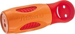 Pelikan Temperówka Griffix pomarańczowo-czerwona