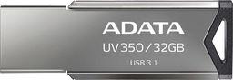 Pendrive ADATA UV350 32GB USB3.1 (AUV350-32G-RBK)