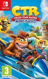 Gra Nintendo Switch Crash Team Racing Nitro-Fueled-5030917269806