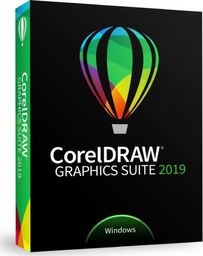 Corel DRAW GS 2019 PL/CZ Box UPG