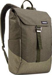 "Plecak Thule Plecak na laptop 15"" THULE Lithos 16L Forest Night uniwersalny"
