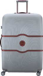 Delsey Bardzo duża walizka DELSEY Chatelet Air Brązowa uniwersalny