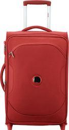 Delsey Mała kabinowa walizka DELSEY U-Lite Classic 2 Czerwona uniwersalny