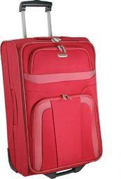 TRAVELITE Średnia walizka TRAVELITE ORLANDO 98488-10 Czerwona uniwersalny