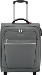 TRAVELITE Mała kabinowa walizka CABIN 90237 Szara