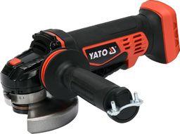 Yato szlifierka kątowa 18V Li-Ion bez akumulatora i ładowarki (YT-82827)