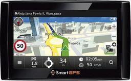 Nawigacja GPS SmartGPS SG736 MM TOP PL uniwersalny