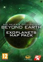 Sid Meier's Civilization® Beyond Earth™ Exoplanets Map Pack