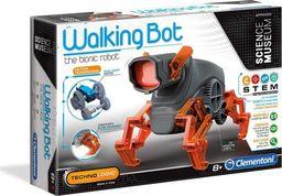 Clementoni Naukowa Zabawa. Walking Bot Chodzący Robot