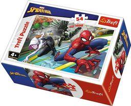 Trefl Puzzle 54 mini Czas na Spider-Mana 1
