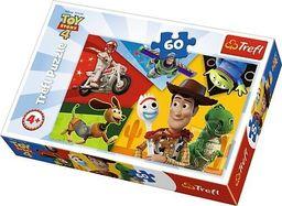 Trefl Puzzle 60el.  Toy Story Stworzeni do zabawy